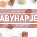 10X babyhapjes